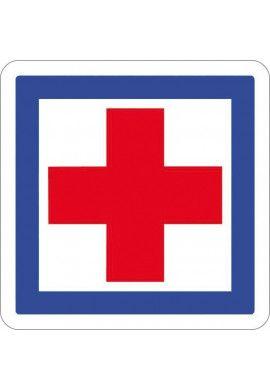 Panneau Poste de secours - CE1