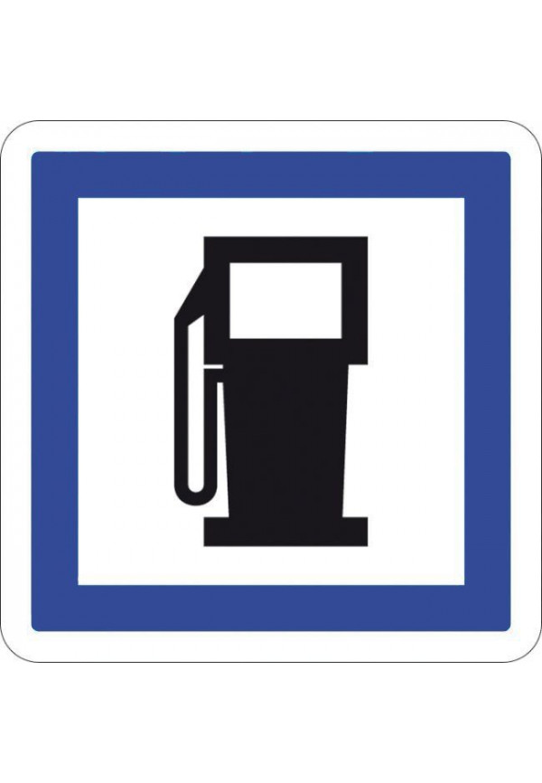 Panneau Station essence - CE15a