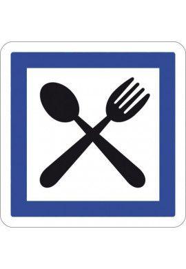 Panneau Restaurant - CE16
