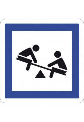Panneau Jeux d'enfants - CE23