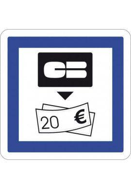 Panneau Distributeur de billets de banque - CE25