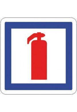 Panneau Moyen de lutte contre l'incendie - CE29