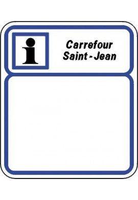 Panneau Information - CE3b