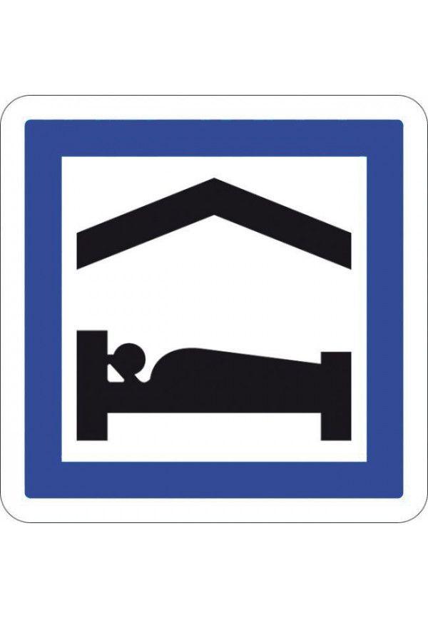 Panneau Gîtes et chambres d'hôtes - CE5b