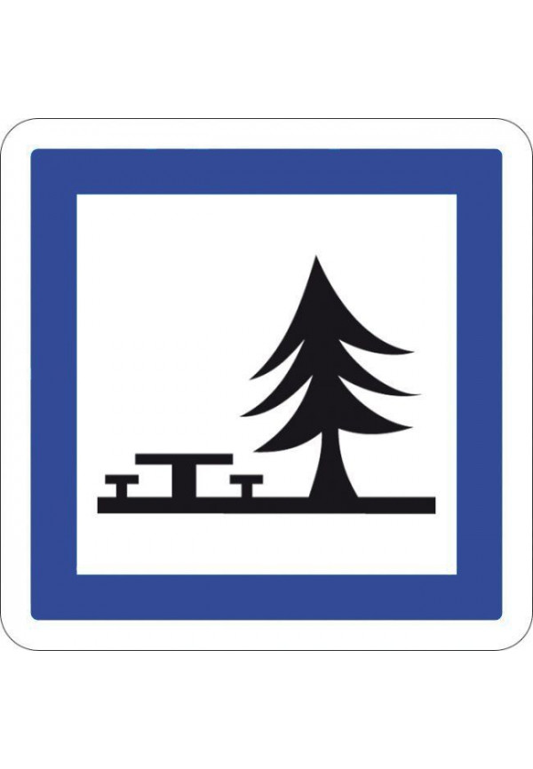 Panneau Aire de pique nique - CE7