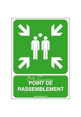 Point de rassemblement E007-AI
