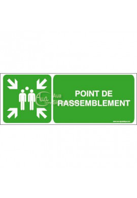 Point de rassemblement E007-B
