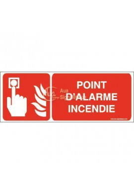 Point d'alarme incendie F005-B