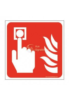 Point d'alarme incendie F005
