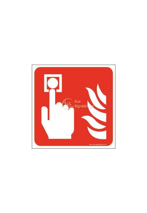 Point d'alarme incendie F005
