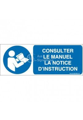 Consulter le manuel/la notice d'instructions M002-B Aluminium 3mm 160x60 mm