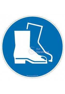 Chaussures de sécurité obligatoires M008