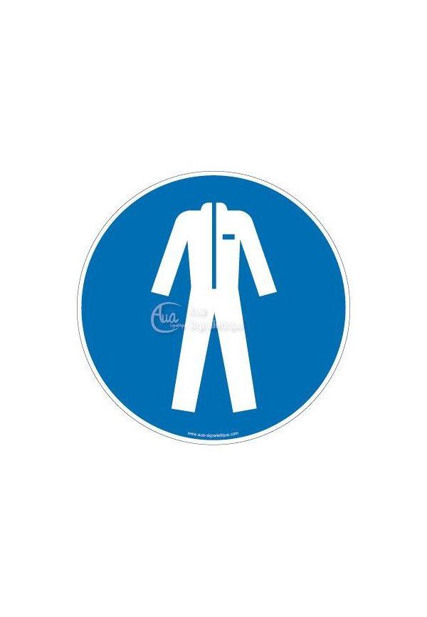 Vêtements de protection obligatoires M010