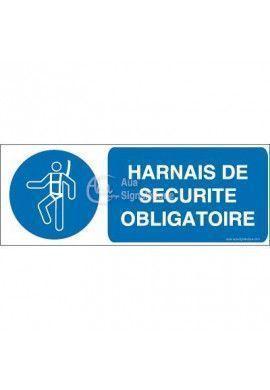 Harnais de sécurité obligatoire M018-B