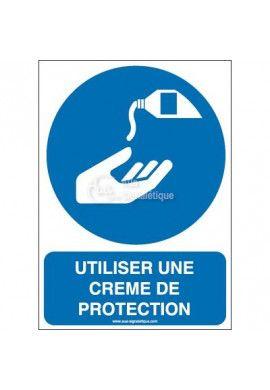 Utiliser une crème de protection M022-AI Aluminium 3mm 150x210 mm