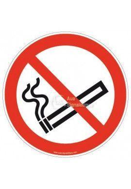 Interdiction de fumer P002