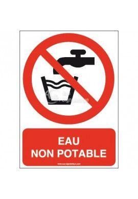 Eau non potable P005-AI