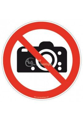 Interdiction de photographier P029