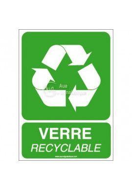 Panneau Verre Recyclable