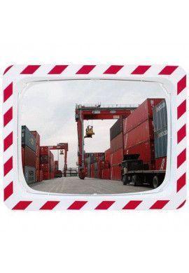 Miroirs de sécurité industrie et logistique POLYMIR