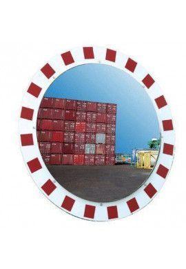 Miroirs de sécurité industrie et logistique INOX