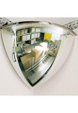 Miroirs Hémisphériques Espace Privé 2 Directions 1/8 Huitième de Sphère