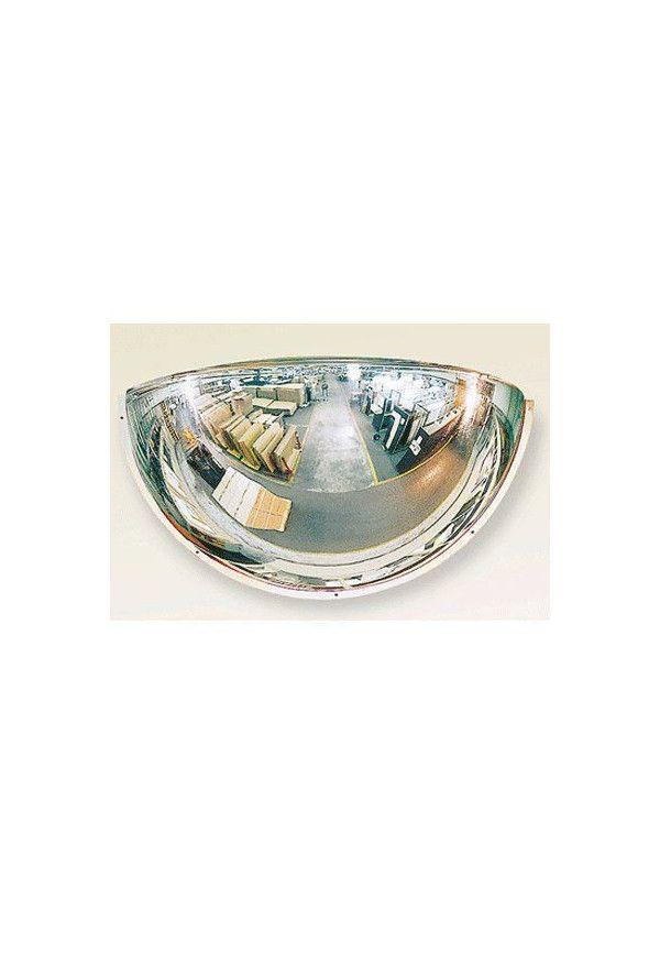 Miroirs Hémisphériques Espace Privé 3 Directions 1/4 Quart de Sphère