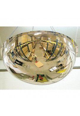 Miroirs Hémisphériques Espace Privé 4 Directions 1/2 Demi-Sphère
