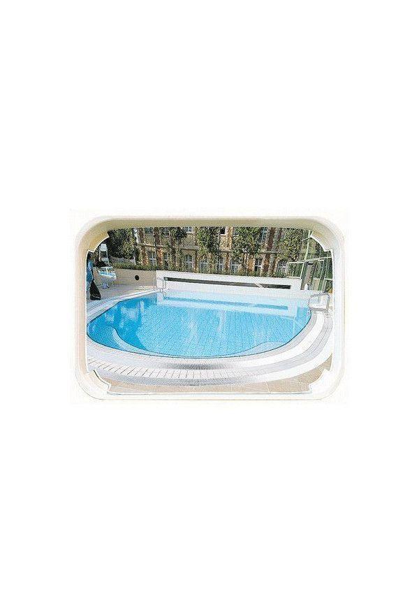 Miroirs de sécurité Spécial Piscine pour l'Extérieur P.A.S