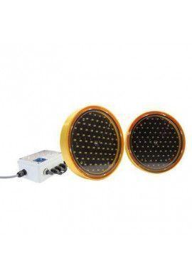 Kit bi-flash pour panneaux tôles - Batterie
