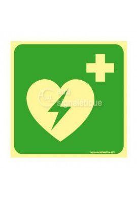Défibrillateur Automatique Externe Pour cœur E010-PH-CA