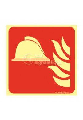 Ensemble D'équipements De Lutte Contre l'incendie F004-PH-CA