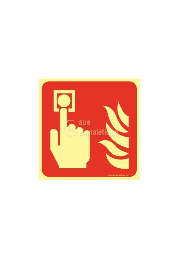 Point D'alarme Incendie F005-PH-CA