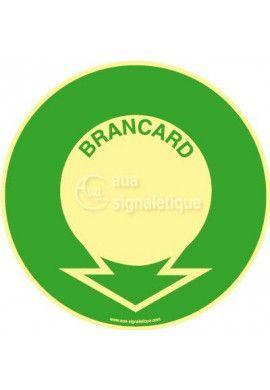 Panneau Localisation Brancard PH-R