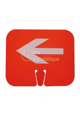 Kit ClipSign Flèche Gauche + Cône NR
