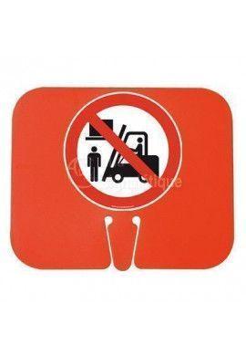 ClipSign Interdiction De Passer Sous La Charge