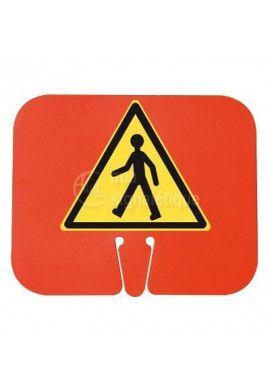 ClipSign Attention passage de piétons