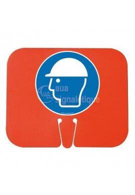 ClipSign Casque de protection obligatoire