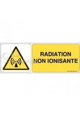 Panneau Radiation non ionisante 02