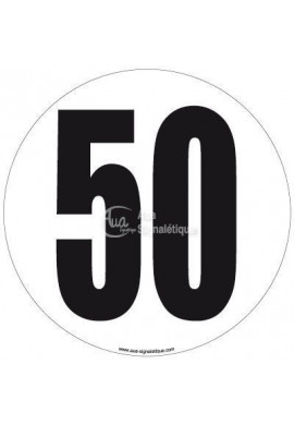 Disque de Limitation - 50