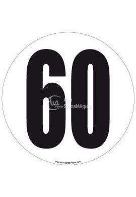 Disque de Limitation - 60
