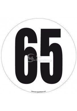 Disque de Limitation - 65