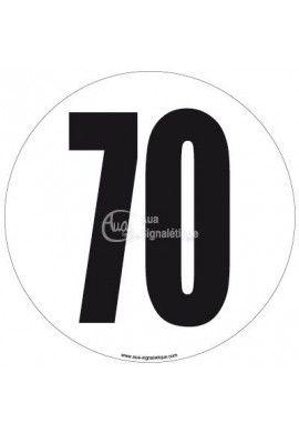 Disque de Limitation - 70