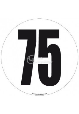 Disque de Limitation - 75