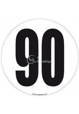 Disque de Limitation - 90