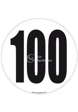 Disque de Limitation - 100