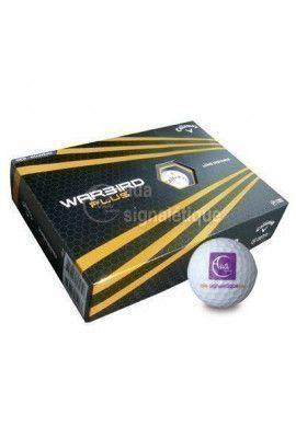 Balle de golf Callaway logotée - 1 Douzaine