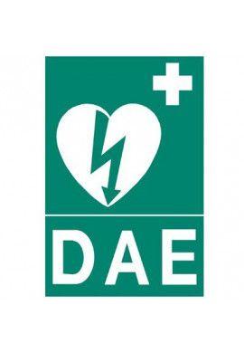 Signalisation défibrillateur DAE- Modèle 1