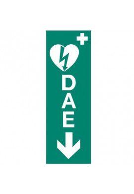 Signalisation défibrillateur DAE - Modèle 3