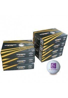 Balle de golf Callaway logotée - 7 Douzaines